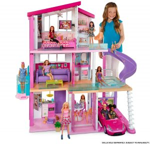 Barbie dreamhouse dollhouse | pretty doll houses and best dollhouse for 8 year old
