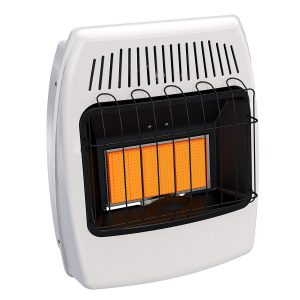 Dyna-Glo natural gas wall heater | best vented natural gas wall heater
