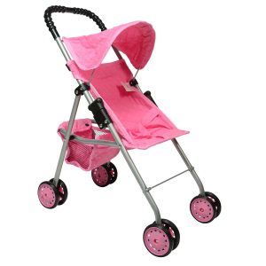 The New York Doll Collection first doll stroller | foldable doll stroller