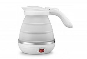 Kitchen Pro 101 portable electric kettle | mini travel electric kettle | portable water heater kettle | best travel electric kettle