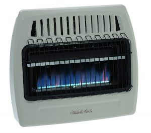 Kozy World direct vent wall heater natural gas