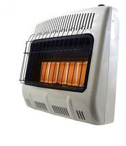 Mr. heater corporation vent-free 30,000 BTU natural gas heating blower