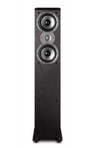 Polk Audio TSi300 3-way tower speaker bluetooth | sharper image bluetooth tower speaker