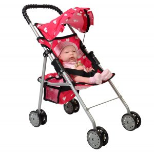 The New York Doll Collection doll stroller | doll stroller amazon