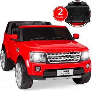 Best Choice Products Kids 12V 2-Seater Licensed Land Rover