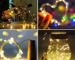 Top 12 Wine Bottle Lights for Christmas Decoration in 2021