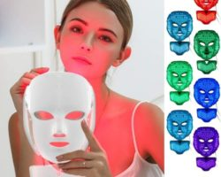 Top 10 LED Face Masks, The Best Choices for Salon & Self-Therapy in 2021