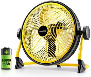 easy home battery operated fan