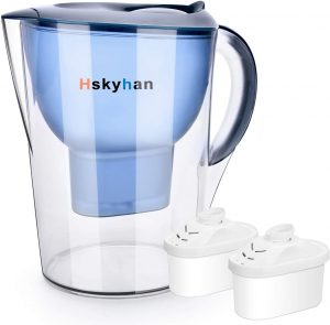 are alkaline water pitchers safe