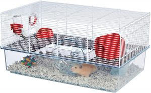 MidWest Homes for Pets Critterville Brisby Large Hamster Cage