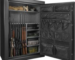 The Best Selection of Gun Cabinets to Keep Your Guns Safe and Secure at Home or in a Garage!