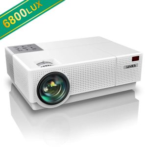 led projector amazon | led projector mini how to use with iphone