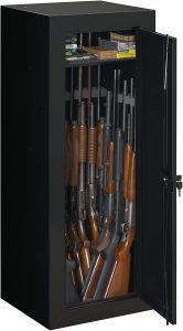 stack on 18 gun cabinet