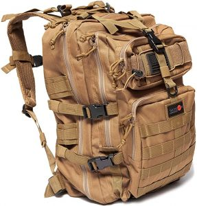 24 BattlePack Tactical Backpack Waterproof