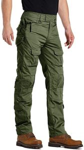 best combat pants with knee pads