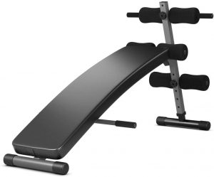 weight bench for tall person
