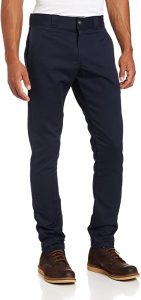 Dickies Men's Skinny Straight-Fit Work Pant, best covert tactical pants