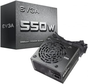EVGA 550 N1 Power Supply 500 watts with 2 Year Warranty