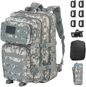 GZ XINXING 43L Large 3 day Molle Assault Pack Military Tactical