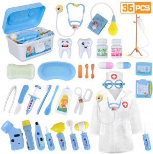 best play doctor toy for toddlers
