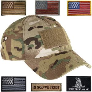 Lightbird Military Patch Hat,Operator Cap,Tactical Army Hats for Men