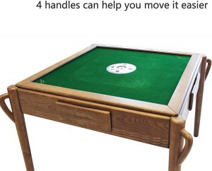 mahjong table topper