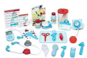 Doctor kit for boys and girls