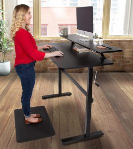 55 Inch Standing Desk Adjustable