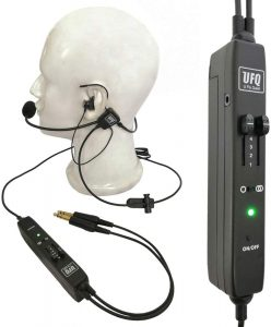 Super Light only 175g Clear Communication Great Sound Quality headsets for aviation