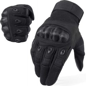 freetoo rubber knuckle tactical gloves