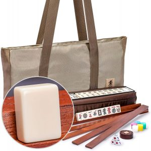mahjong travel set