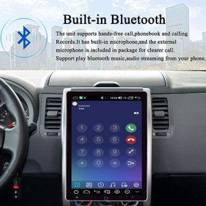 Support Bluetooth GPS Navigation WiFi Mirror Link OBD2 Multimedia Player