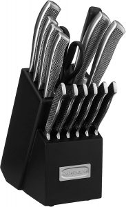 usa made kitchen knife set under $100