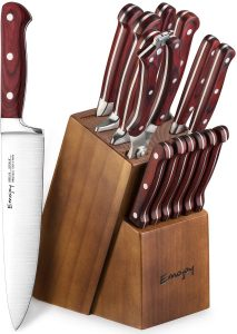 best knife set under 100 dollars