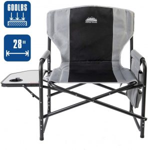 heavy-duty camping chair