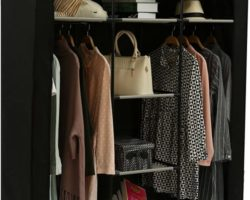 These Portable Closets Are Creatively Designed for Your Convenience, Either You Need to Move A Lot or Not!