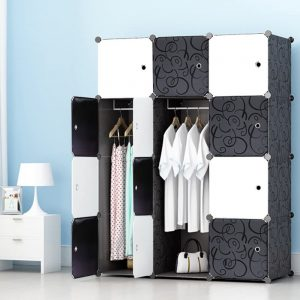 Ideal Storage Organizer Cube for Books, clothes and towels