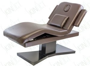 electric massage table with rollers