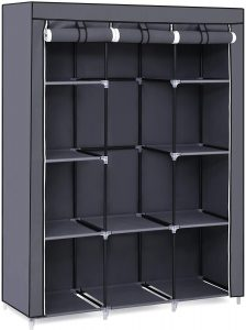 Quick and Easy to Assemble Clothes closet