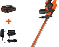 Gardener's Choice: The 10 Best Gas Powered Hedge Trimmers in 2021