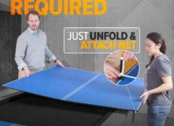 Editor's Pick: Top 10 Best Ping Pong Table Tops in 2021