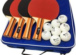 Editor's Pick: Top 10 Best Professional Ping Pong Paddles in 2021
