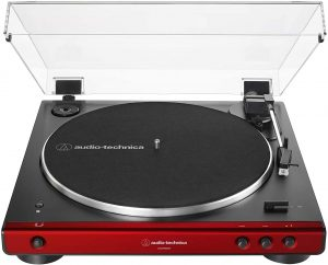 Fully Automatic Belt-Drive Stereo Turntable Player