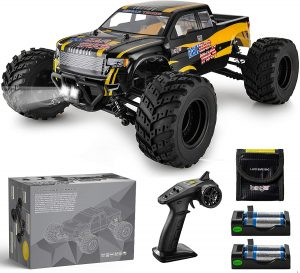 All Terrains Electric Toy Off Road RC Monster Vehicle Car