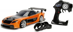 Fast & Furious Han'S Mazda RX-7 Drift RC Car