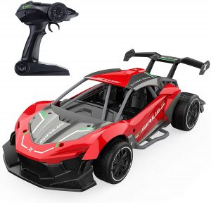 Electric Vehicle RC Drag Cars