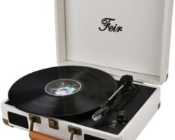 Editor's Picks: 10 Best Portable Record Players in 2021