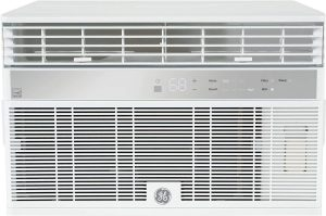 Smart Window Air Conditioner with 8000 BTU Cooling Capacity