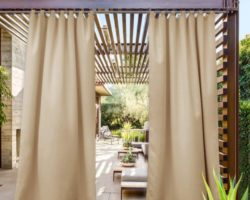 The 10 Best Outdoor Curtains for Your Balcony, Patio & Garden in 2021
