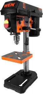 5-Speed Drill Press Table